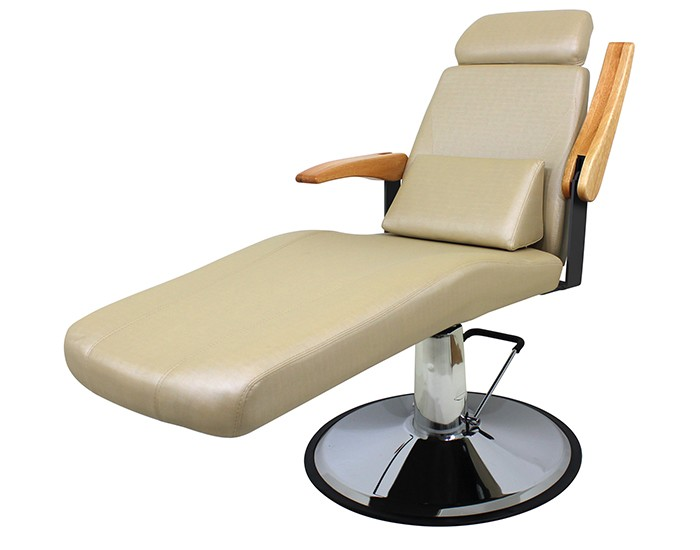 Cadeira de Micropigmentação Imperatriz com ângulo de 145º - Encosto Reclinável - Com Cabeçote - Kixiki Móveis