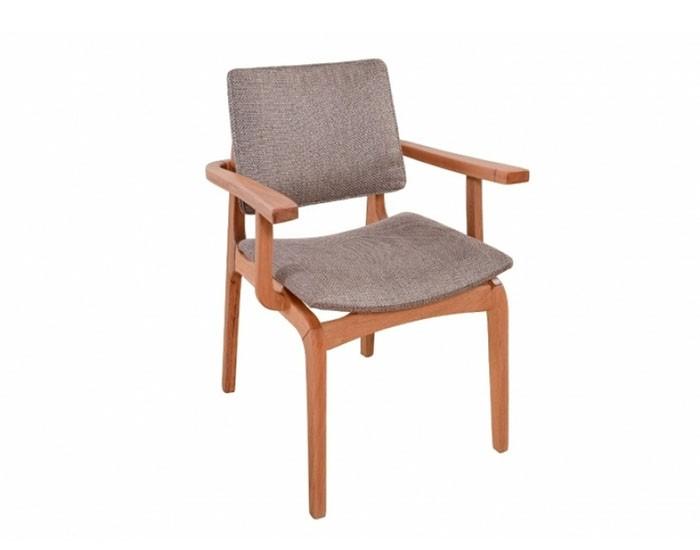 Cadeira Berlim Almofadada c/ Braço