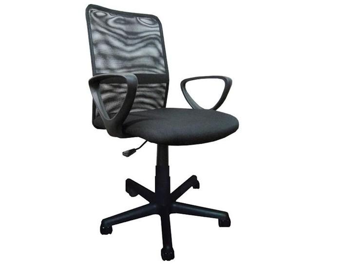 Cadeira Diretor Colors - Encosto em Tela - Com Apoio Lombar - Base PP - Pelegrin