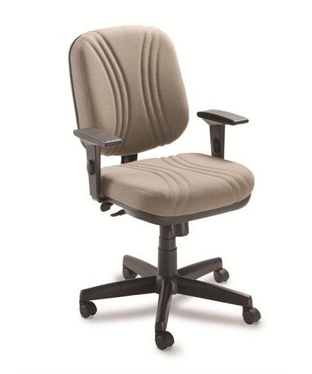 Cadeira para escritório giratória diretor 3002 RELAX - Linha Start Plus - Braço SL - Cavaletti - Base Polaina