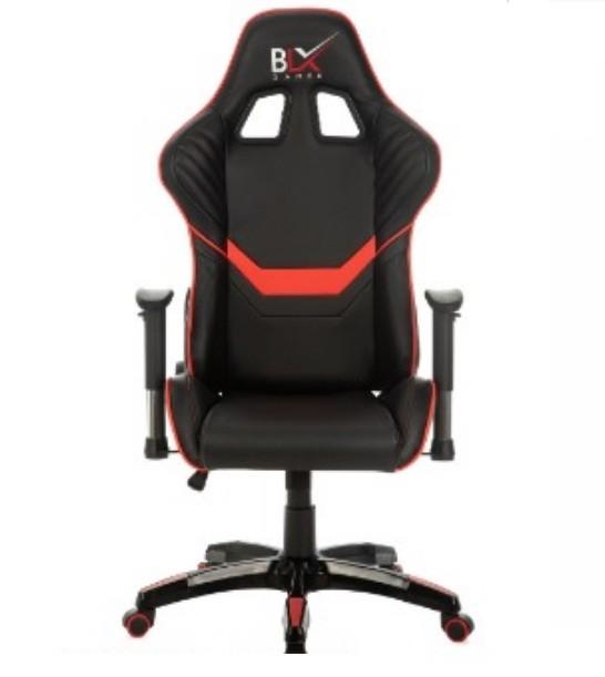 Cadeira Gamer BLX6009G - Apoio Lombar Removível - Reclinável - Base Nylon - BLX Gamer