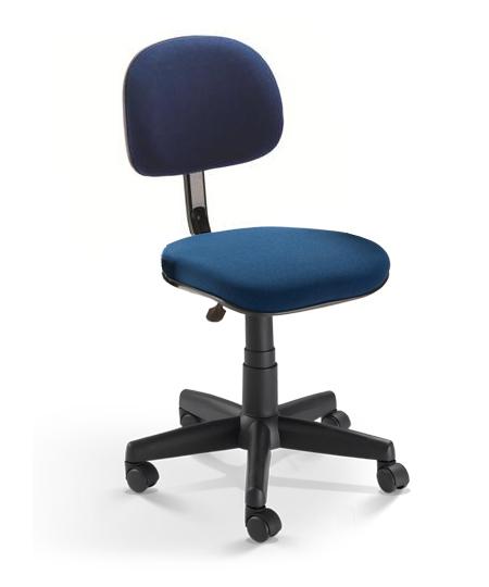 Cadeira para escritório Secretária Giratória 4004 - Linha Start - Cavaletti - Base Polaina