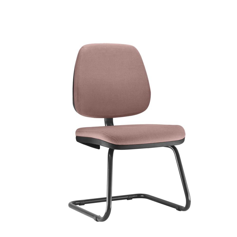 Cadeira Fixa JOBFX916 - Base SKL - Linha Job - Sem Braço - Frisokar