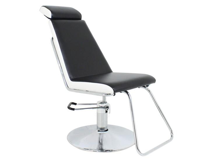 Cadeira Fixa Belize com ângulo de 120º - Encosto Fixo - Com Cabeçote - Kixiki Móveis