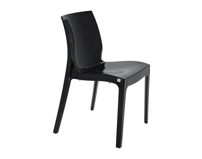 Cadeira Tramontina Alice Polida sem Braços em Polipropileno -