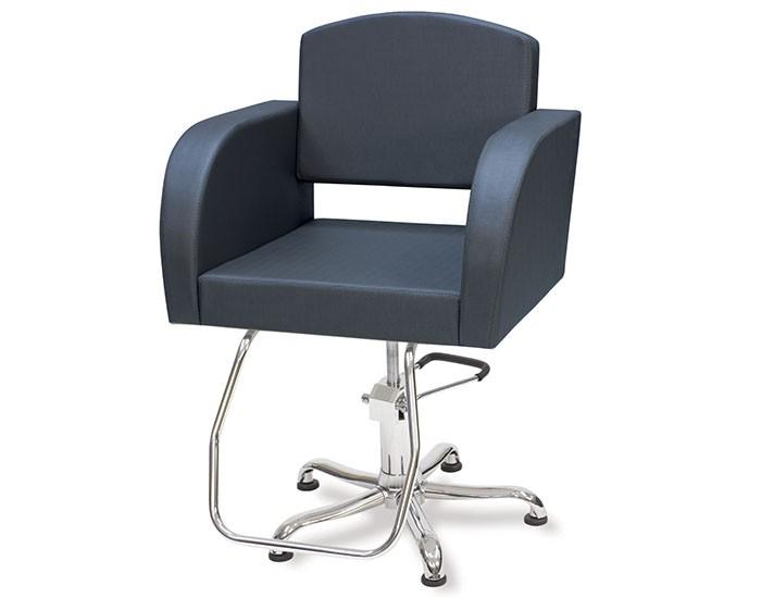 Cadeira Capri - Encosto Fixo - Sem Cabeçote - Kixiki Móveis -