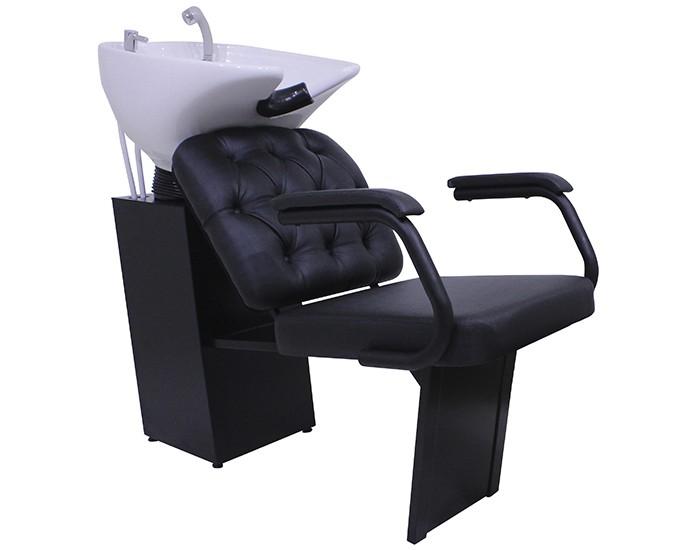 Lavatório Barber Boss - Sem Descanso de Pernas - Kixiki Móveis