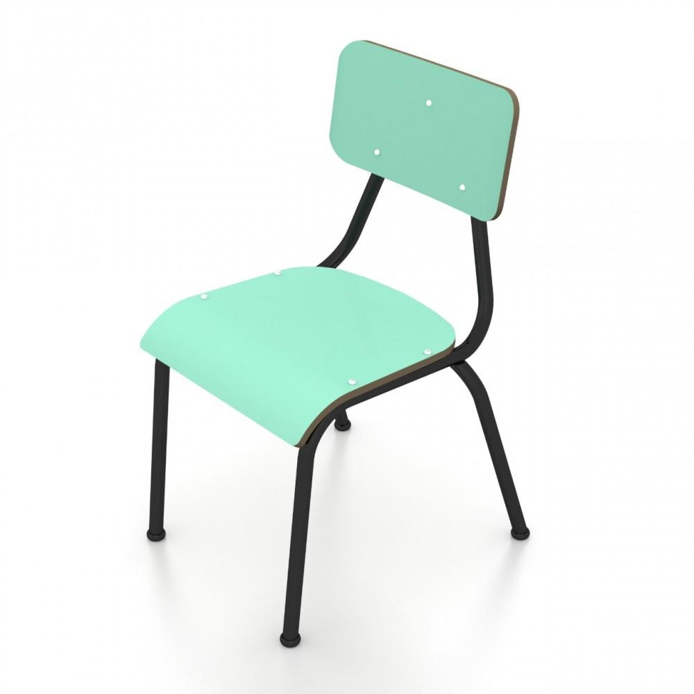 Cadeira escolar ADULTO (a partir de 10 anos) - Dellus