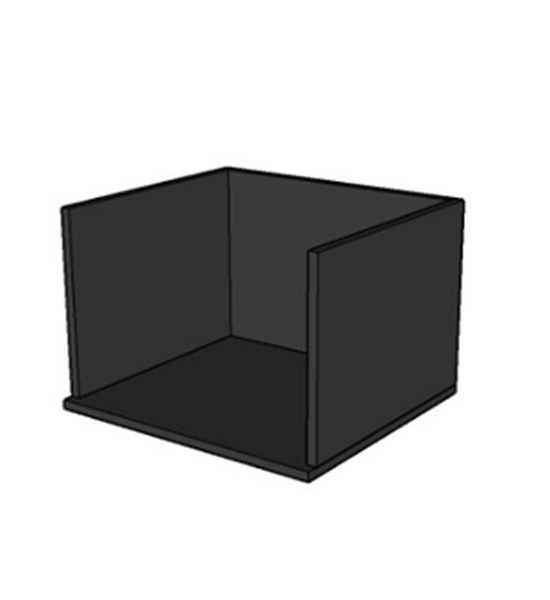 Nicho Complemento de Arquivo - MDP 15mm