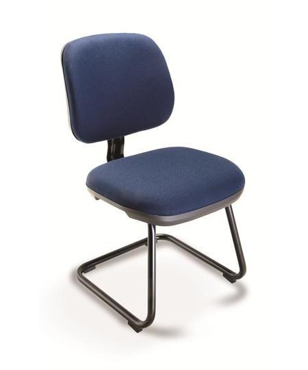 Cadeira para escritório fixa aproximação  4107 S - Linha Start - Cavaletti -