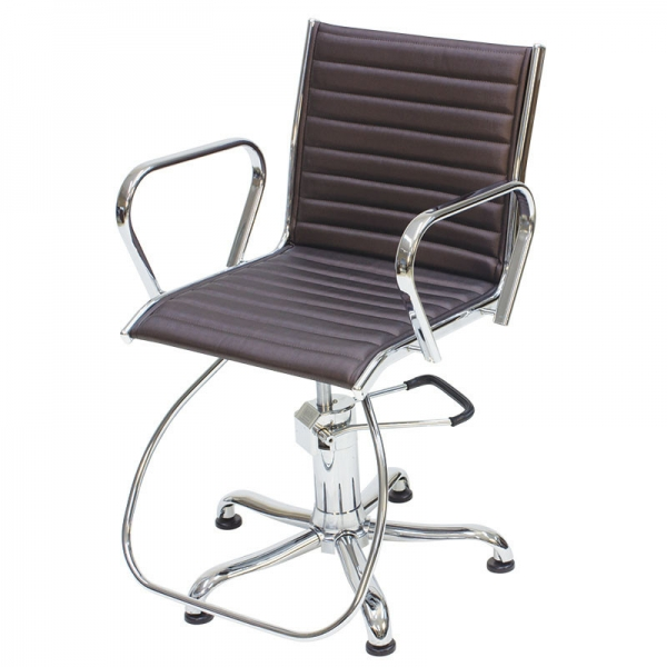 Cadeira Atenas - Encosto Fixo - Sem Cabeçote -  Kixiki Móveis