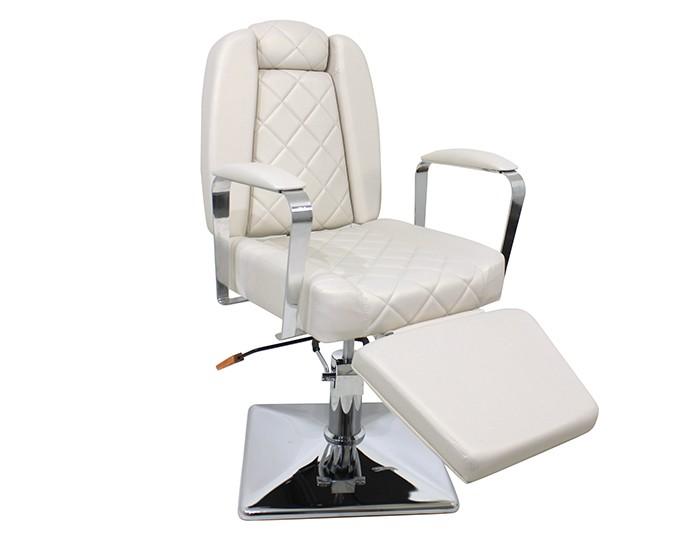 Cadeira de Maquiagem Lady com ângulo de 136º - Encosto Reclinável - Com Cabeçote - Kixiki Móveis