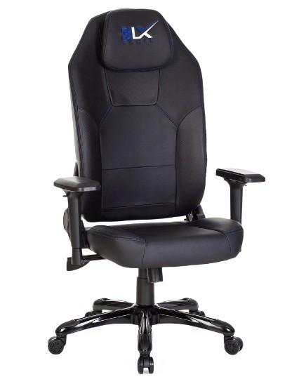 Cadeira Gamer BLX6002G - LED - Apoio De Cabeça Regulável - Reclinável - Base Nylon - BLX Gamer