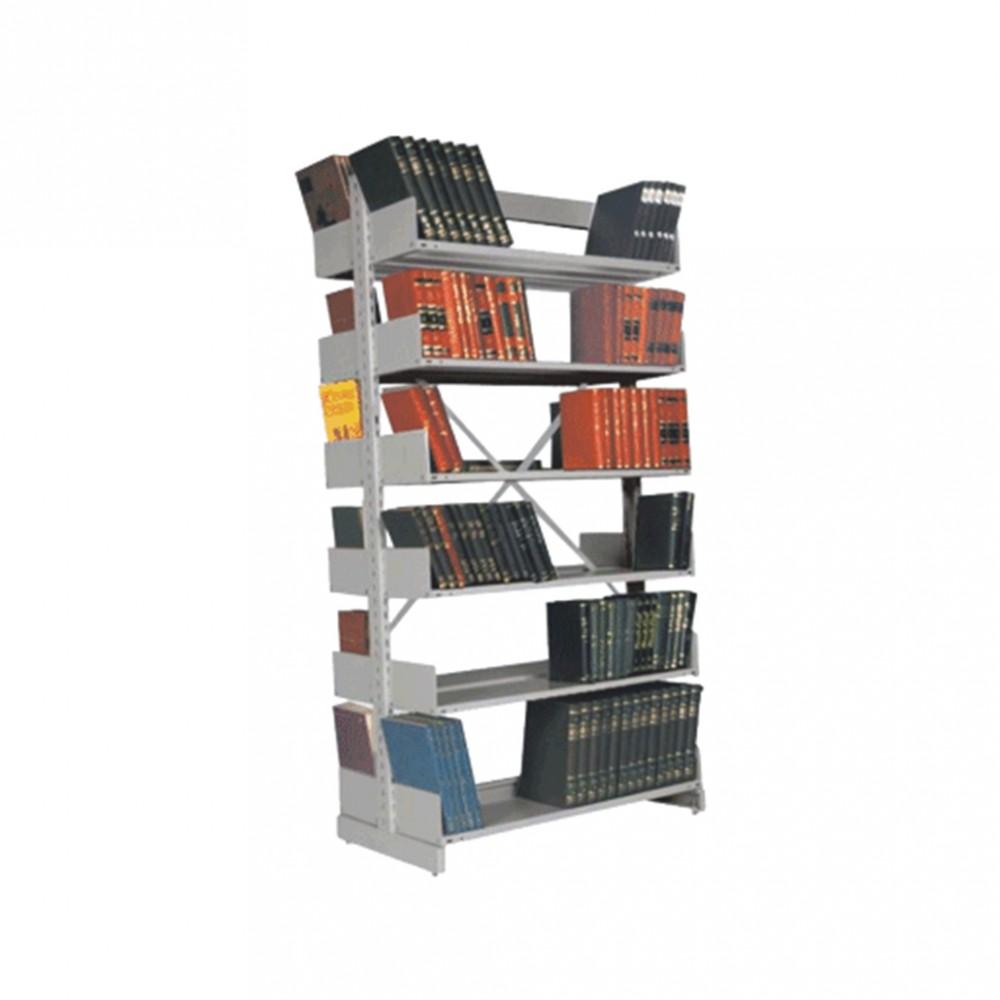 Estante Dupla Face  para biblioteca  c/ 12 Prateleiras 2300X965X580mm -