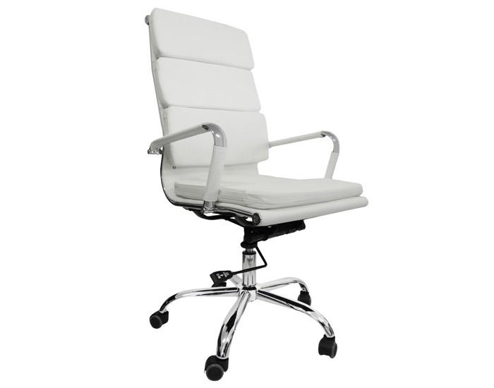 Cadeira Presidente - Relax - Base Cromada - Pelegrin