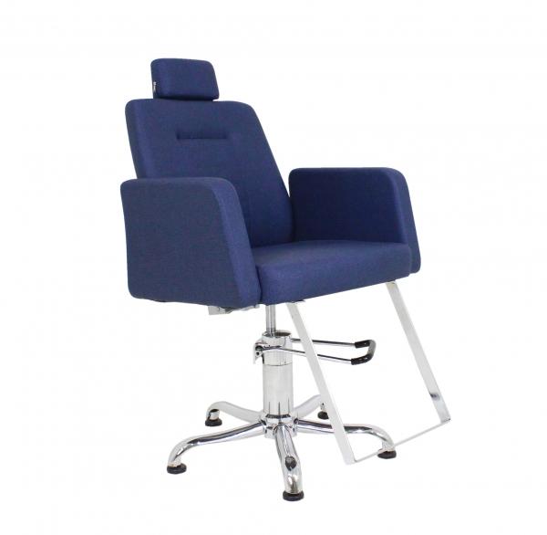 Cadeira Loren - Encosto Reclinável - Com Cabeçote