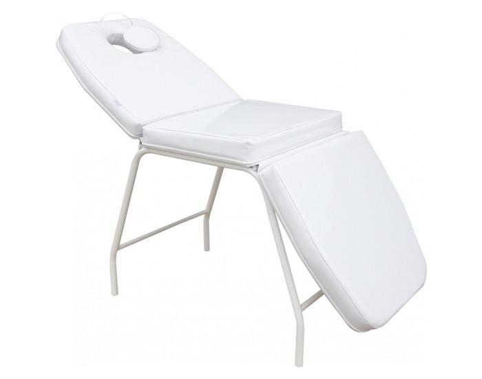 Cama de Massagem - 03 Posições - Extra Grande - Cabeçote com Respiro - Marcos Móveis