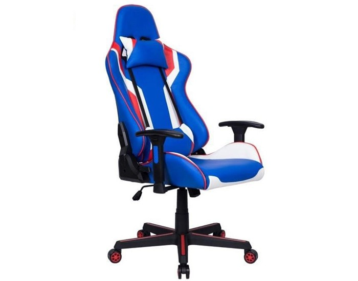 Cadeira Gamer PEL3010 - Encosto Reclinável - Base PP - Relax - Pelegrin