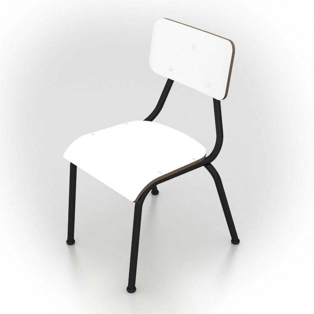 Cadeira escolar JUVENIL (6 à 10 anos) - Dellus