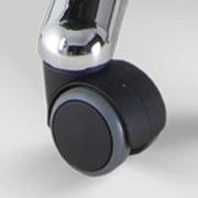 Rodízio 50 PU -  de silicone para cadeiras CAVALETTI