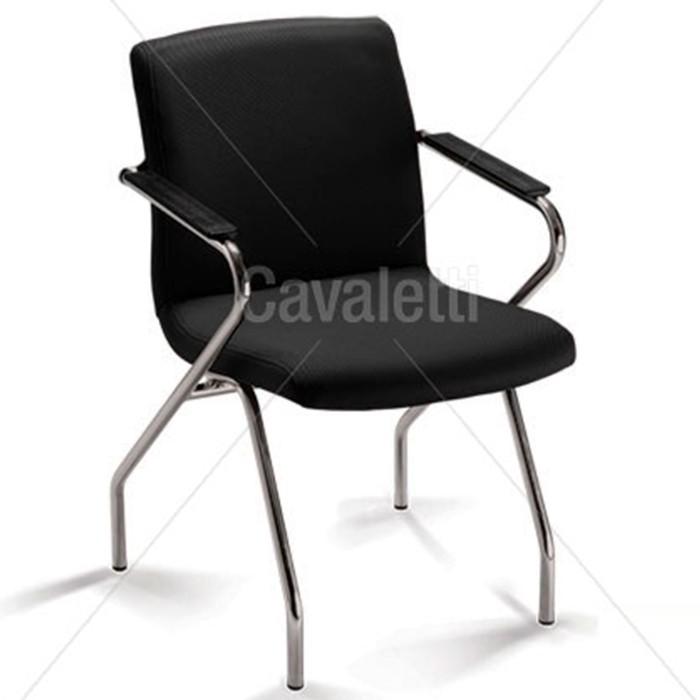 Cadeira para escritório 18006 Z - Linha Slim - Cavaletti