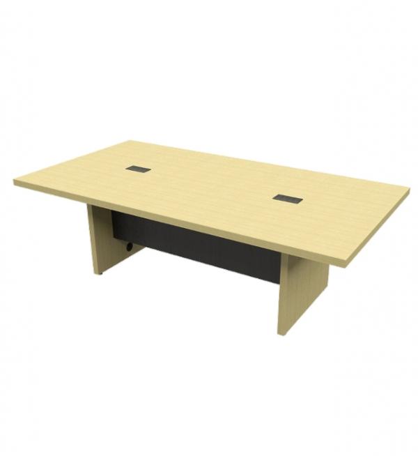 Mesa de Reunião com 2 Caixas de Tomada - 2300mm X 1200mm