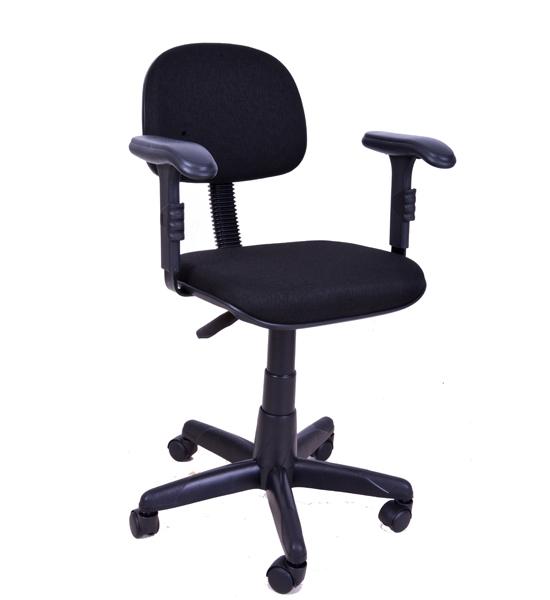 Cadeira para escritório Secretária Giratória Injetada CGS/BR