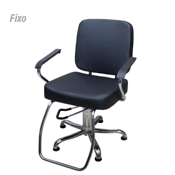 Cadeira Toronto - Encosto Fixo - Sem Cabeçote - Kixiki Móveis