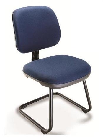 Cadeira para escritório fixa aproximação  4107 S - Linha Start - Cavaletti