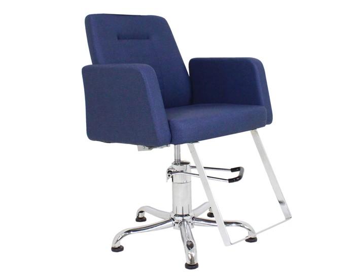 Cadeira Loren - Encosto Fixo - Sem Cabeçote - Sem Descanso de Pernas - Kixiki Móveis