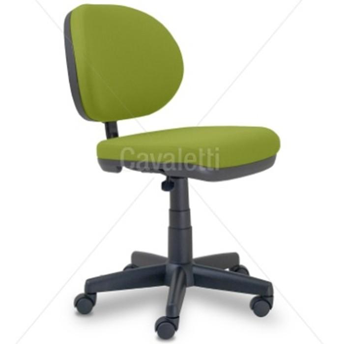 Cadeira para escritório Executiva Giratória 8203 BG - Linha Stilo - Cavaletti - Base Polaina