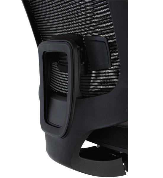 Cadeira para escritório giratória presidente 28001 - Syncron - BRAÇO 4D - Linha C3 - Cavaletti - Base Alumínio -