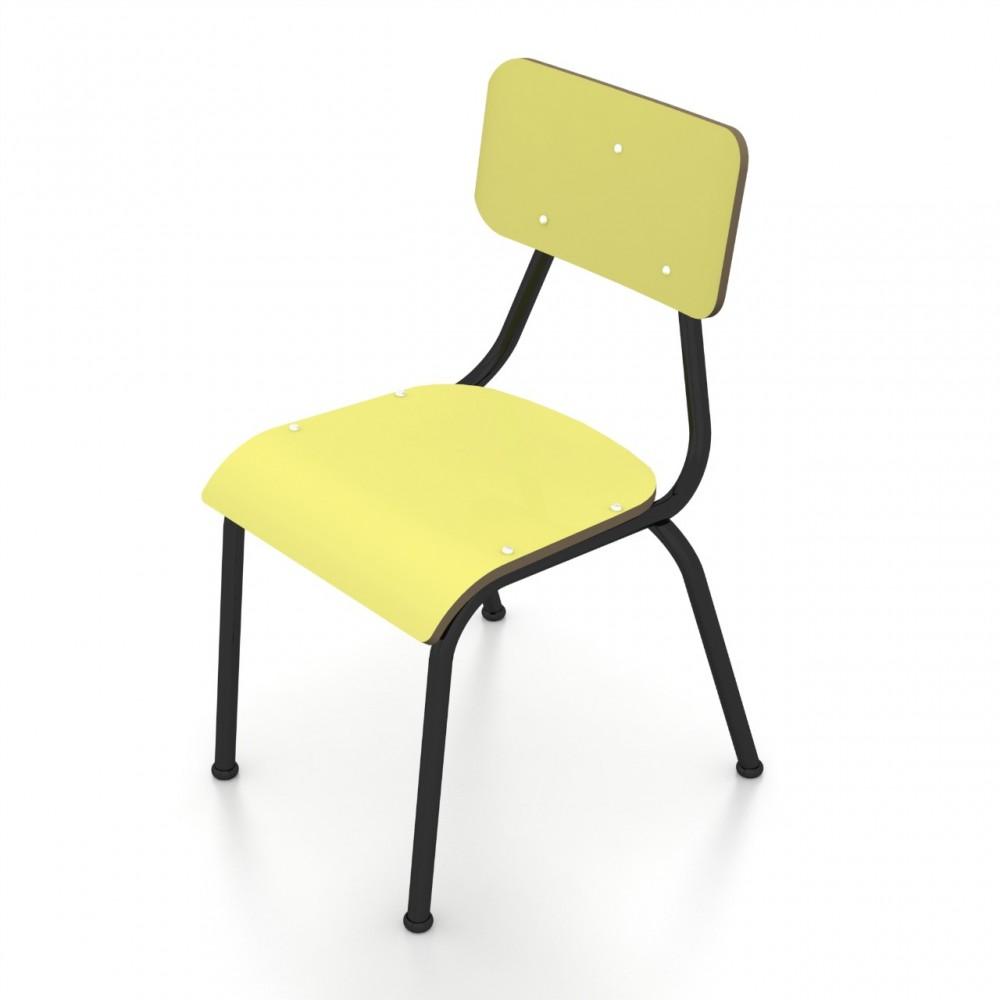 Cadeira escolar INFANTIL (1 à 5 anos) - Dellus -