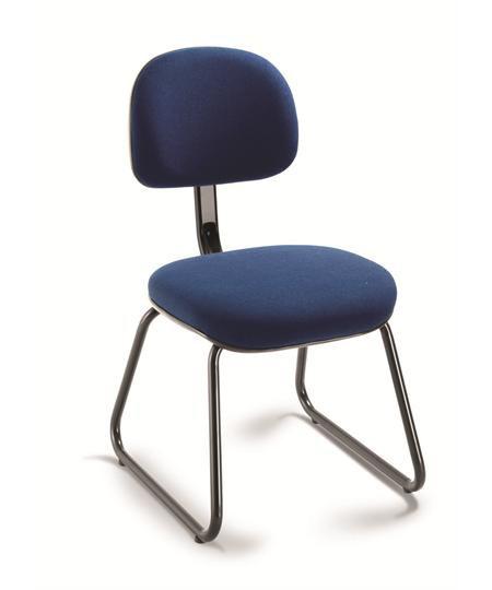 Cadeira para escritório fixa aproximação 4008 A - Linha Start - Cavaletti -