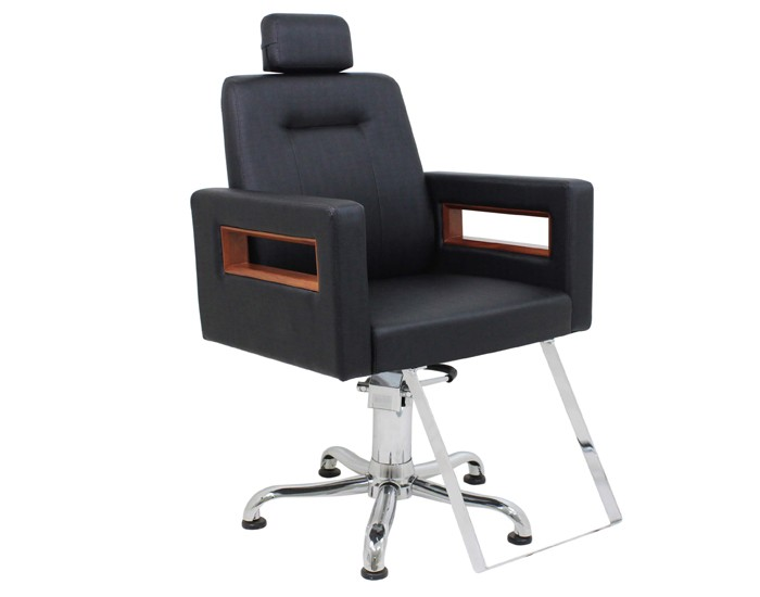 Cadeira Lisboa Encosto Reclinável com Cabeçote