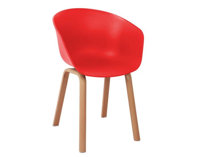 Cadeira ANM 8095F - Base em Metal - Estrutura em Polipropileno - Anima Home & Office