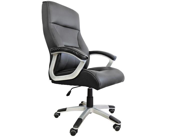 Cadeira Presidente - Base PP - Relax - Pelegrin