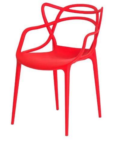Cadeira Allegra - Base e assento em Polipropileno