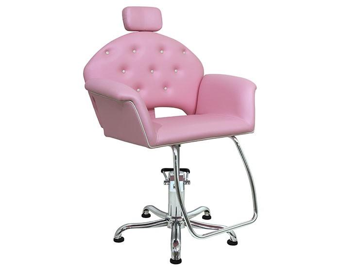 Cadeira Velvet - Reclinável - Com Cabeçote - Kixiki Móveis -
