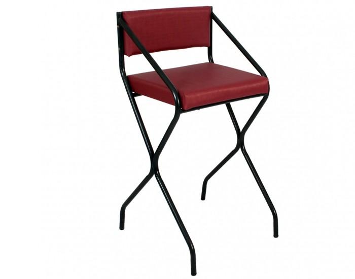 Cadeira Infantil Duda - Estofada - Estrutura em Aço - Marcos Móveis