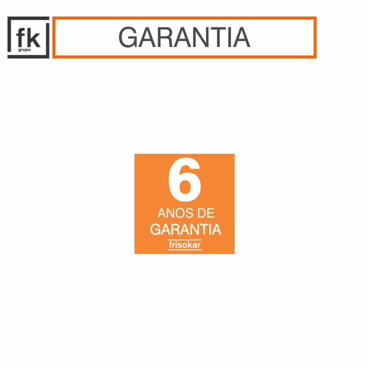 Certificado de Garantia Frisokar