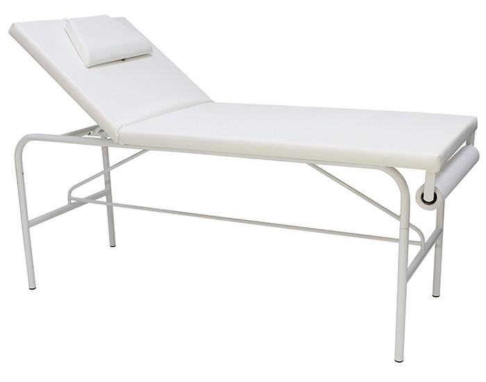 Cama de Massagem - Encosto Reclinável - Com Descanso Facial - Kixiki Móveis