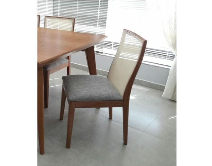 Cadeira Arizona Almofadada