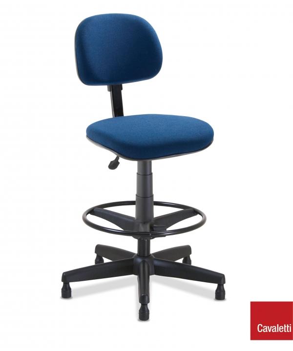 Cadeira giratória caixa 4022 - Linha Start - Cavaletti