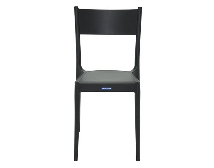 Cadeira Tramontina Diana Satinada sem Braços em Polipropileno e Fibra de Vidro -