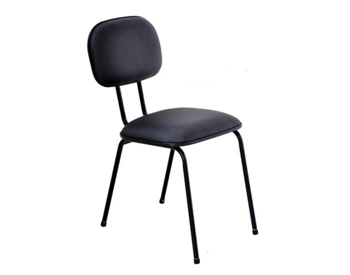 Cadeira TS - Estrutura em Aço - Terra Santa Móveis