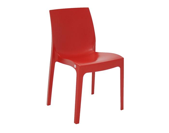 Cadeira Tramontina Alice Satinada sem Braços em Polipropileno
