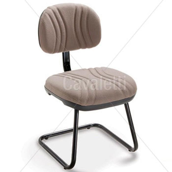 Cadeira para escritório fixa aproximação  3008 S - Linha Start Plus - Cavaletti