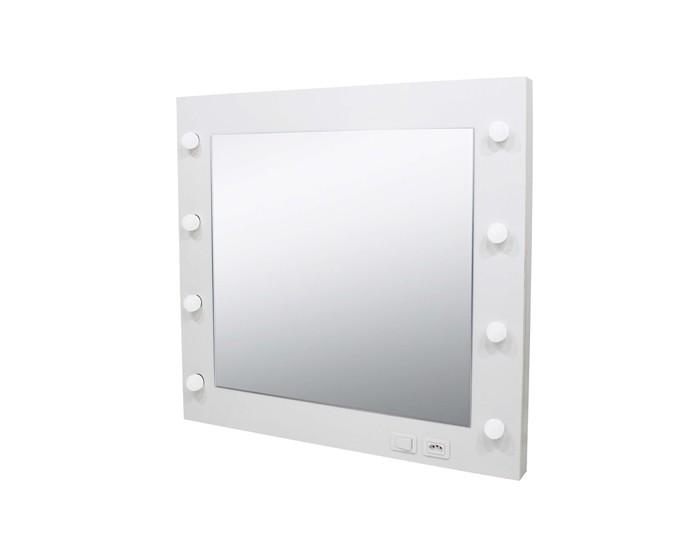 Espelho Camarim Belize - Não Acompanha Lâmpadas - Kixiki Móveis