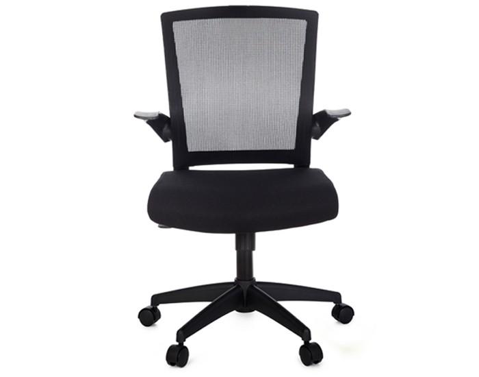 Cadeira Diretor ANM321D - Mecanismo Relax - Braço Articulável - Encosto em Tela - Base Nylon - Anima Office